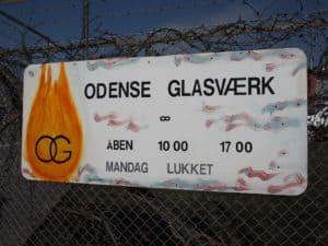 Odense Glasværk åbningstider