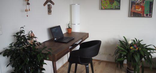 Vores nye kontor