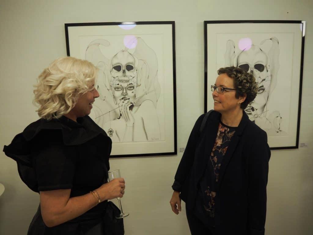 Sussi fortæller om sine værker