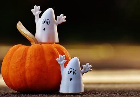 Jeg er vild med Halloween
