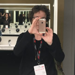Det obligatoriske spejl selfie billede