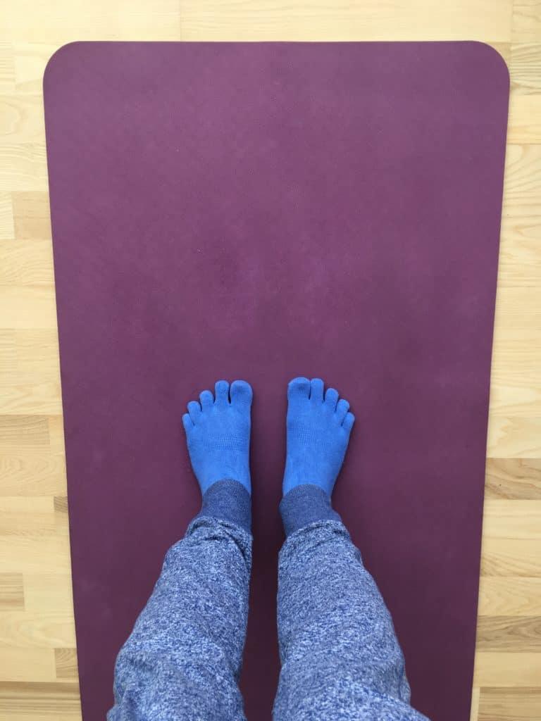 Klar til mindful yoga og klangmeditation med Sct Hanserne