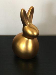 Min fine 'guld'hare
