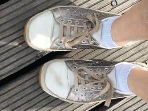 Mina gyllna skor