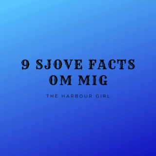 9 sjove facts om mig