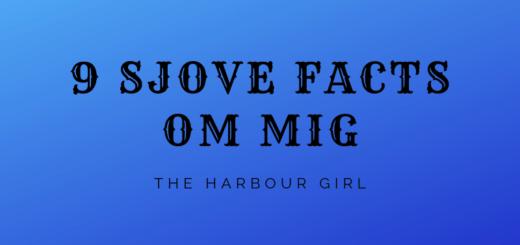 9 sjove facts om mig