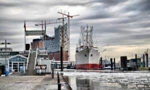 Hamburg havn