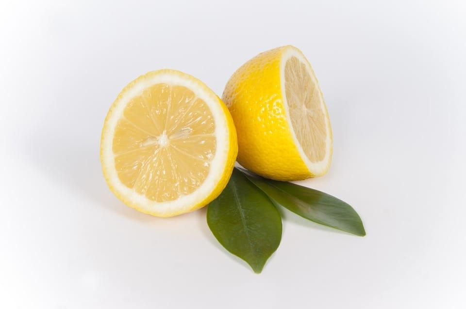 citron er sundt