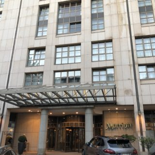 hotel Marriott Hamburg