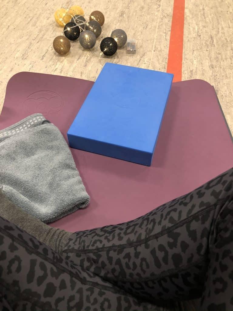 Mindful yoga med Sct Hanserne