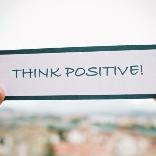 Fokuser på det positive