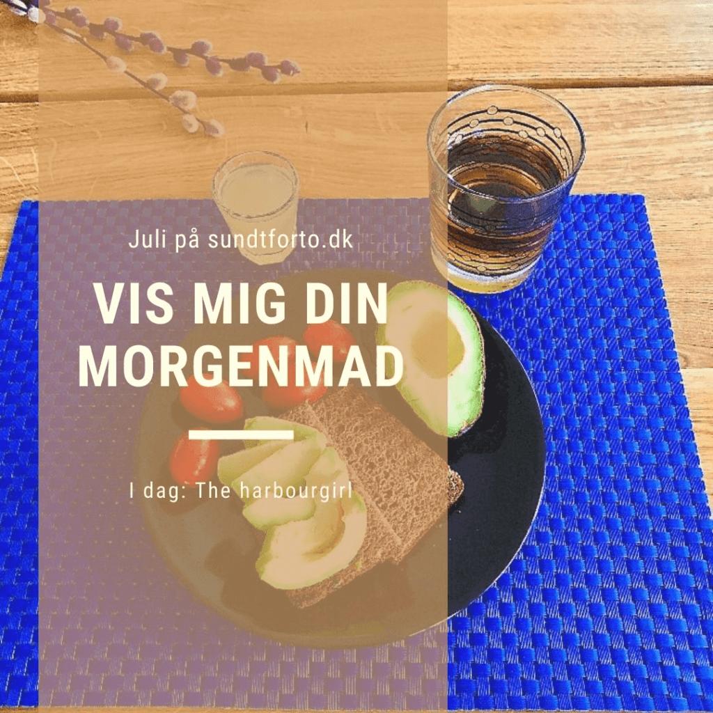 Vis mig din morgenmad serie hos Sundtforto.dk. Photocredit: Susanne fra Sundt for to