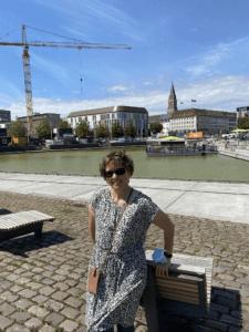 I Kiel laves der havne hyggeområder