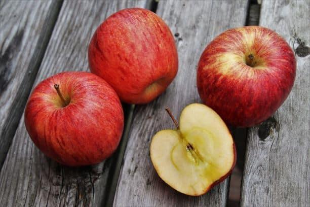 Gå på æblejagt