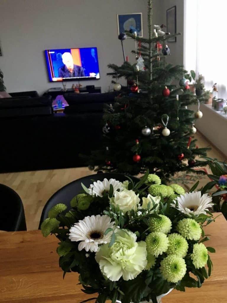 Vores juletræ i 2019