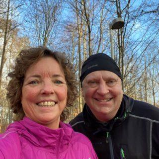 Januar med plads til løbesko, gode oplevelser og G&T