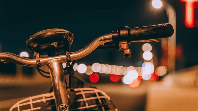 Jeg føler mig mere tryg på en cykel, når jeg skal køre alene hjem