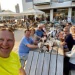 Da vi mødtes med gode venner fredag oplevede vi super god service hos Chicago Burger på havnepladsen i Odense