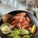 pil-selv-rejer på Restaurant Nordatlanten