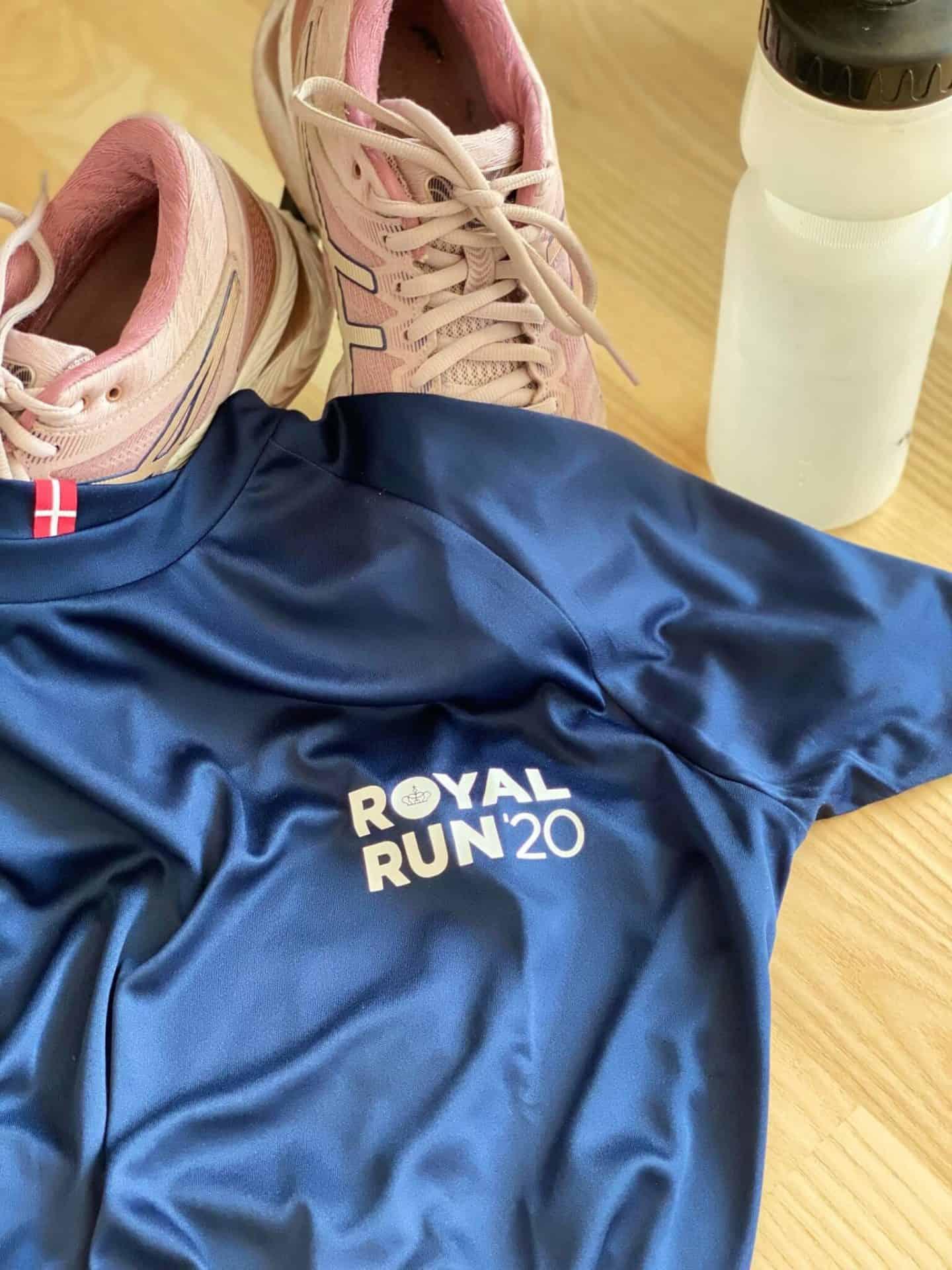 royal run løbesko drikkedunk
