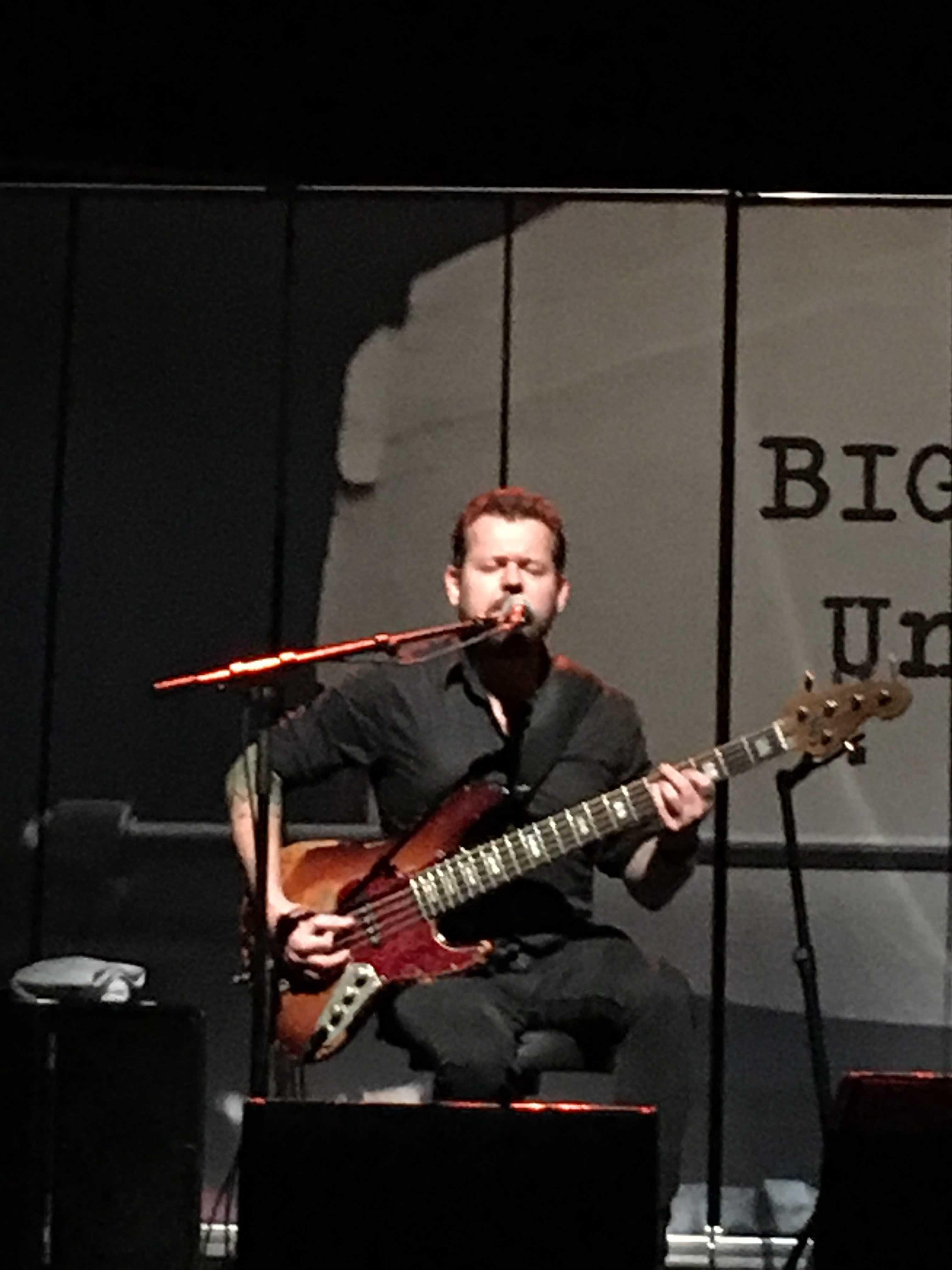 Bassist Morten Jay
