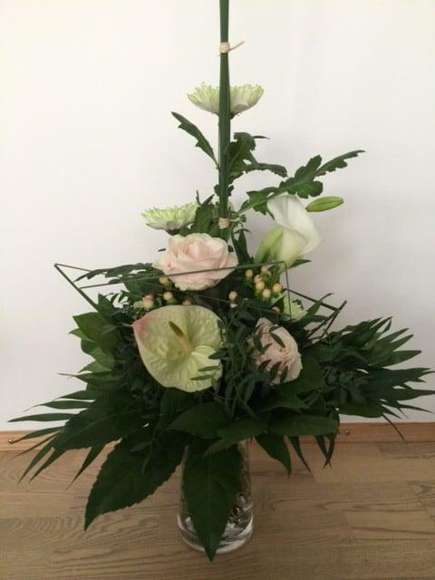 Blomster fra Mads