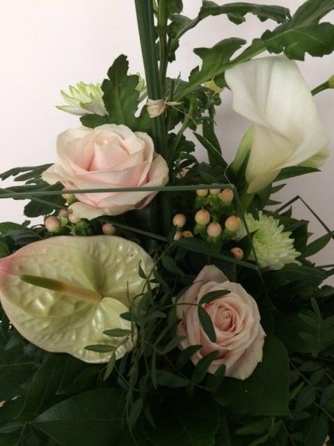 Blomster i anledningen af min fødselsdag