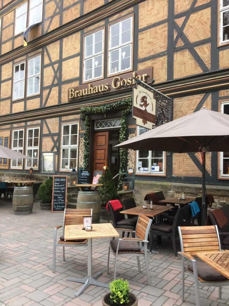 Vi kommer helt sikkert til at besøge Brauhaus Goslar