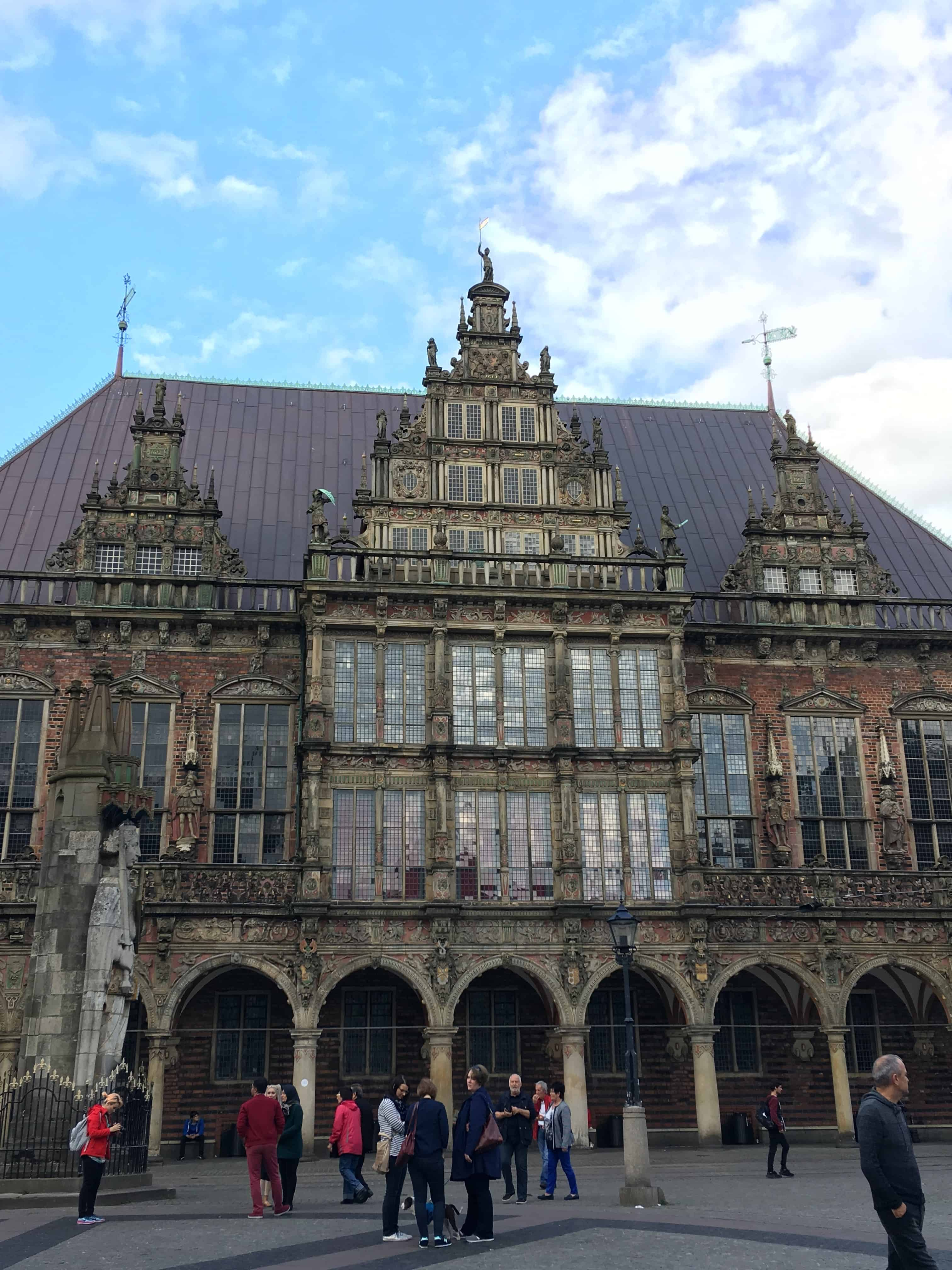 Bremen rådhus