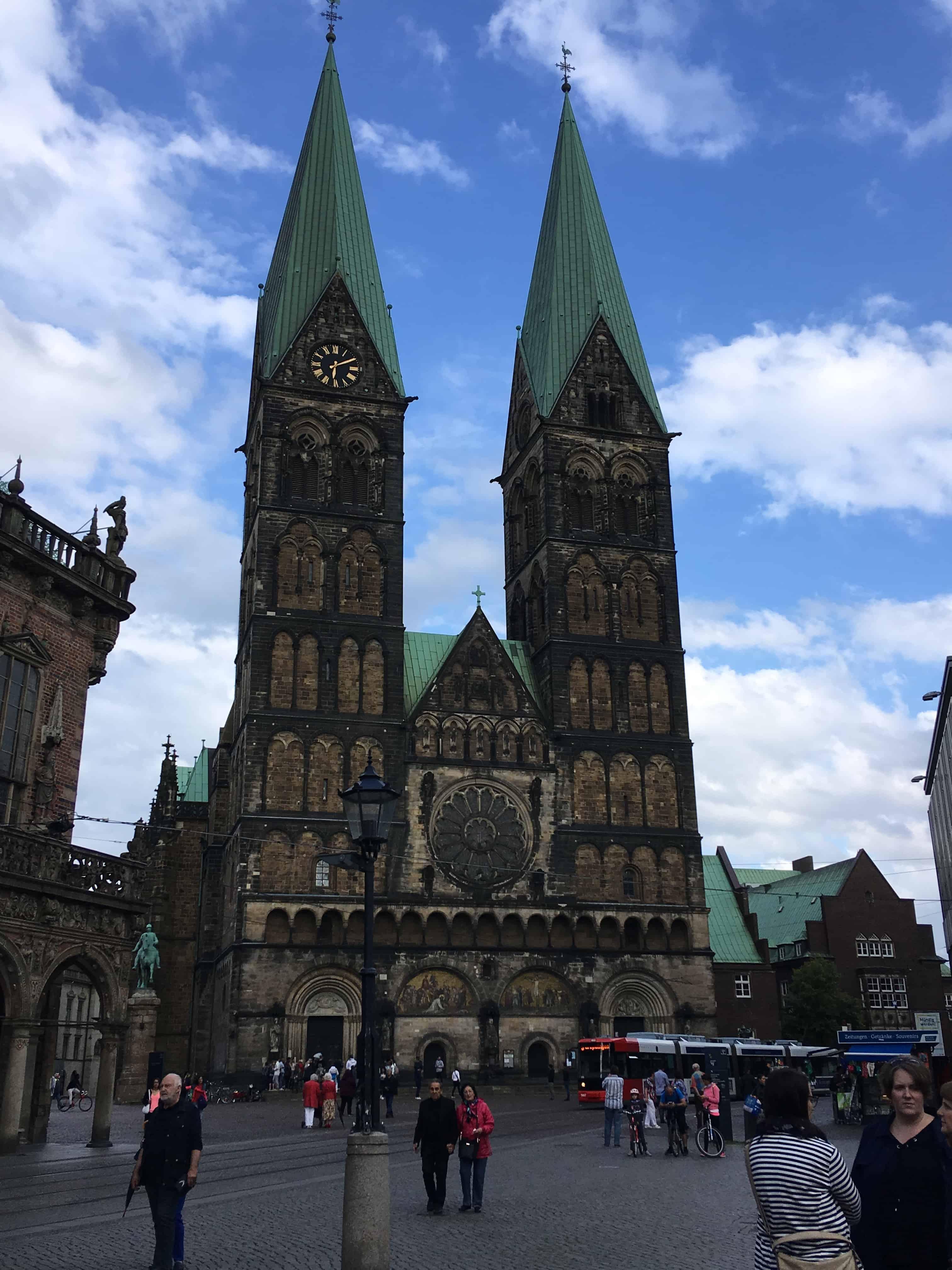 Bremen Katedralen