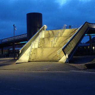 Byens Bro set fra Ejlskovsgade
