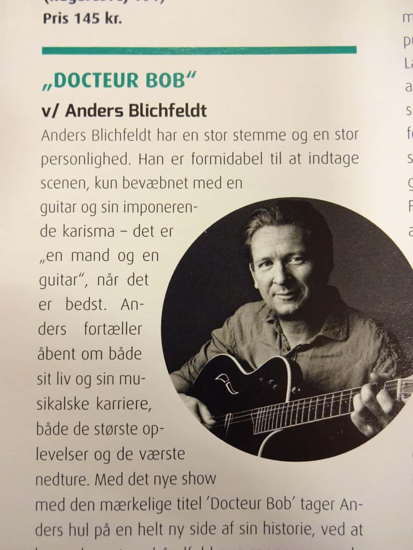 Docteur Bob foromtale