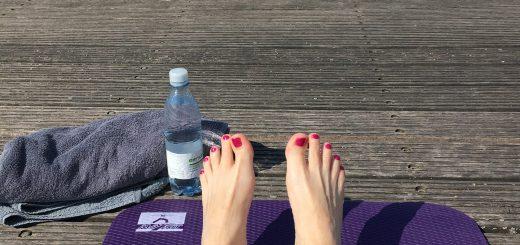 Klar til drop in yoga