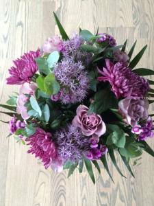 Blomster fra Erhvervskvinder Fyn