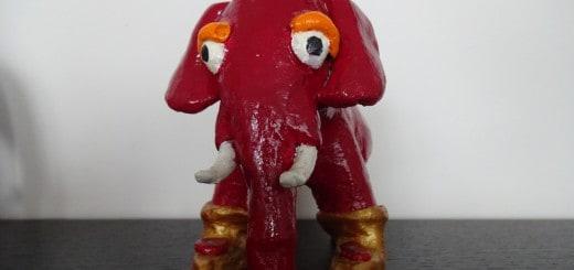 Elefanten Bodil