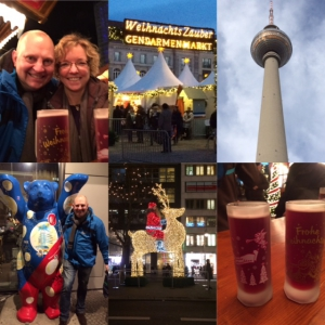 Weekendtur til Berlin december 2015