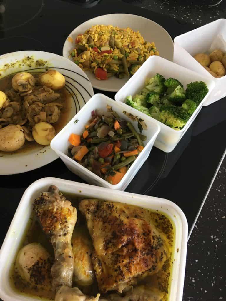 Fusionskøkken og mindre madspild