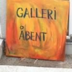 Contained Art galleriet har åbent den sidste søndag i måneden