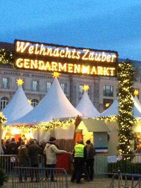 Gendammenmarkt Weihnachtsmarkt
