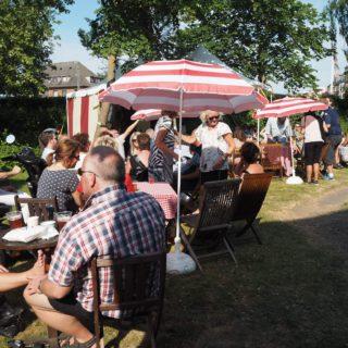 Gydas Have bød på musik for det modne publikum