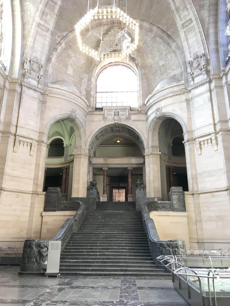 Hall'en i Hannover rådhus