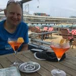 Aperol Spritz i Scheveningen