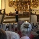 Kathrine Lilleør i Domkirken
