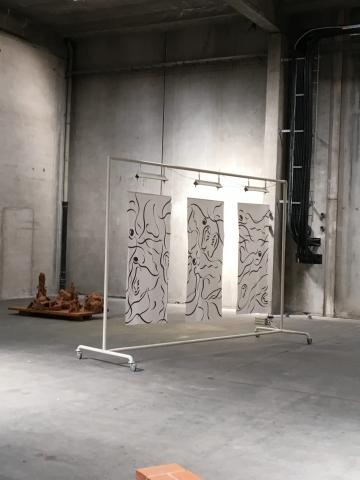 Kunsthallen ULYS på Siloøen