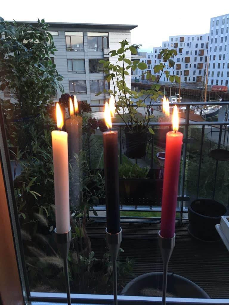 Ugen der gik #37 bød på lys i vinduet 11. september