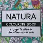Natura Colouring Book