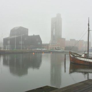 Nordatlantisk Hus titter frem i tågen