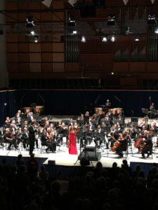 Odense Symfoniorkester og Liya Petrova