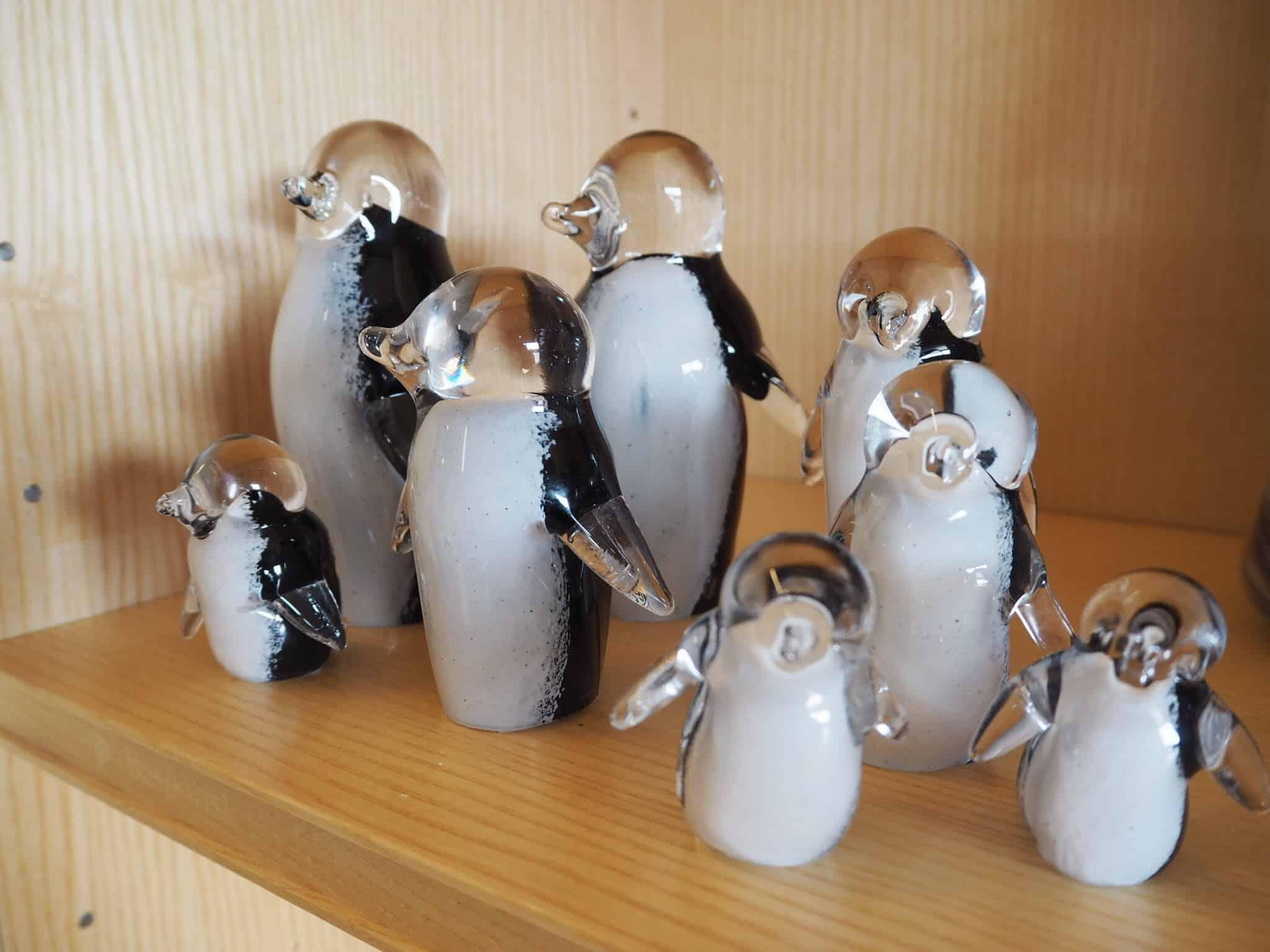 De populære pingviner