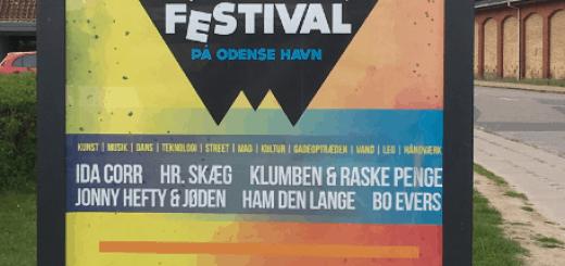 Odense Havnekulturfestival ver. 2017